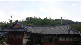 지붕공사 포스코 칼라강판 시공사례