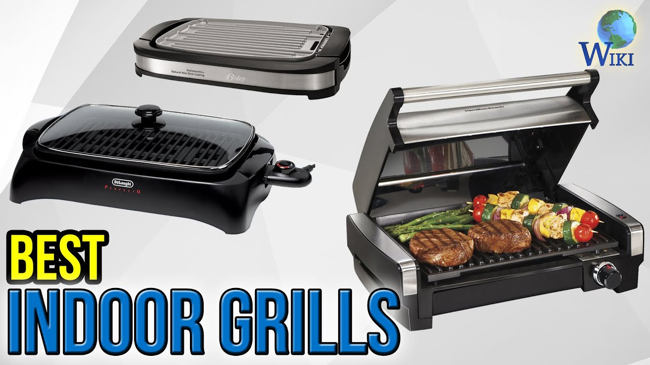 10 Best Indoor Grills 2017