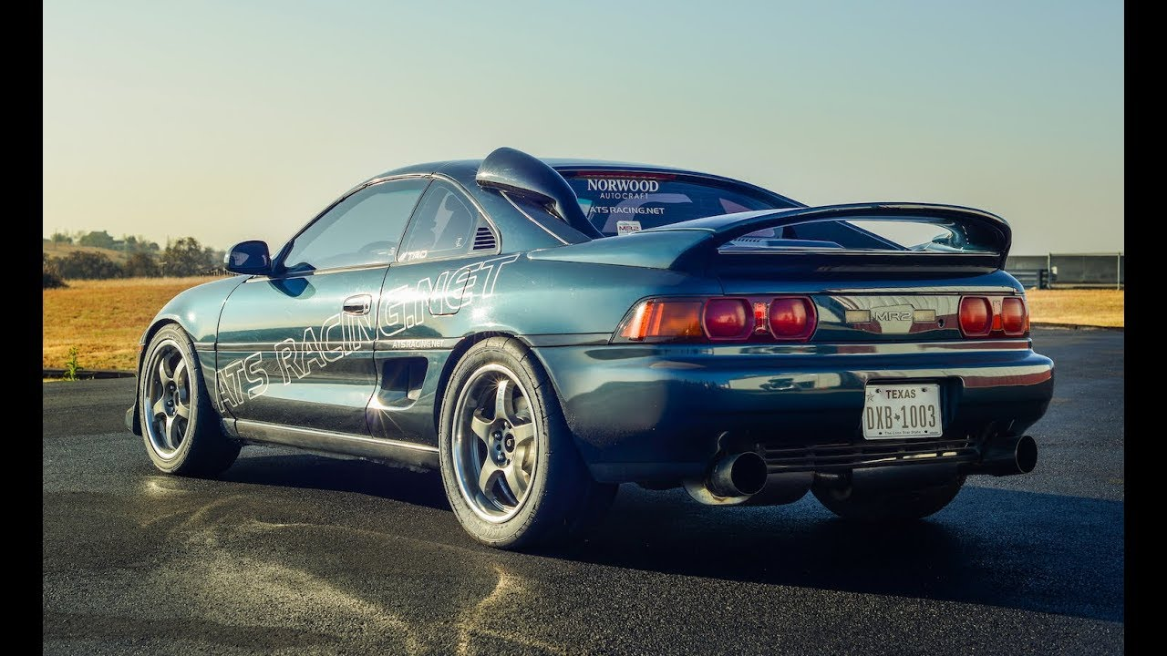 850 WHP 1991 Toyota MR2 by ATS Racing - One Take - YouTube