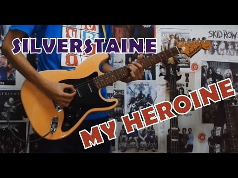 My Heroine - Silverstein(Guitar Cover)with Chords and Tab