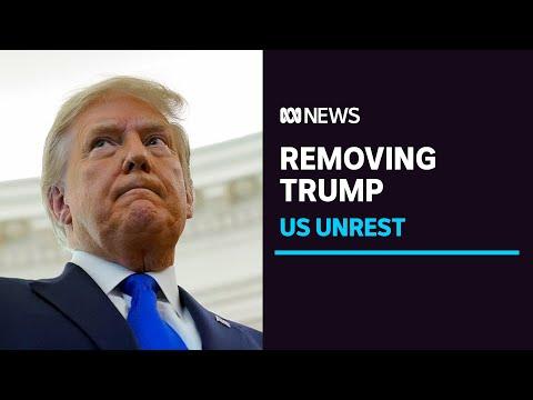 Democrats move to impeach Donald Trump for 'incitement of insurrection'   ABC News