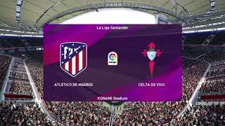 PES 2021 | Celta Vigo 0-2 Atletico Madrid Maç Özeti | Celta Vigo vs Atletico Madrid 0-1 Highlights