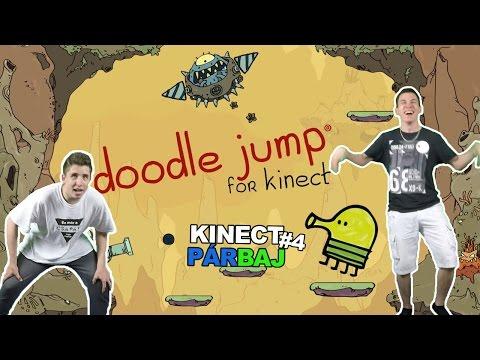 GYERÜNK KODI SZÁRNYALJ, SZÁRNYALJ!!! | KinectPárBaj - Doodle Jump for Kinect