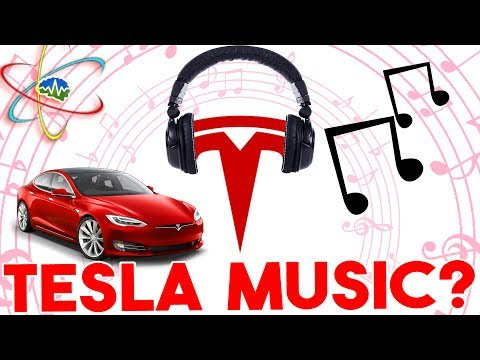 Tesla Time News - Tesla Streaming Music?
