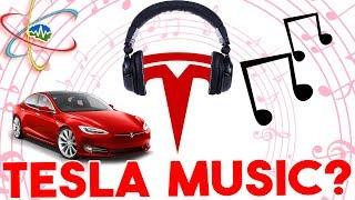 Tesla Time News - Tesla Streaming Music?