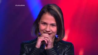 Mariana I love rock 'n' roll de A. Merrill y J. Hooker – LVK Col – Audiciones a ciegas – Cap 14 – T2