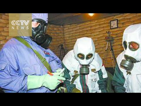 China: Japan behind schedule in disposing chemical weapons