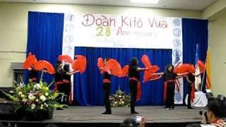 LBM 2009 Fan Dance