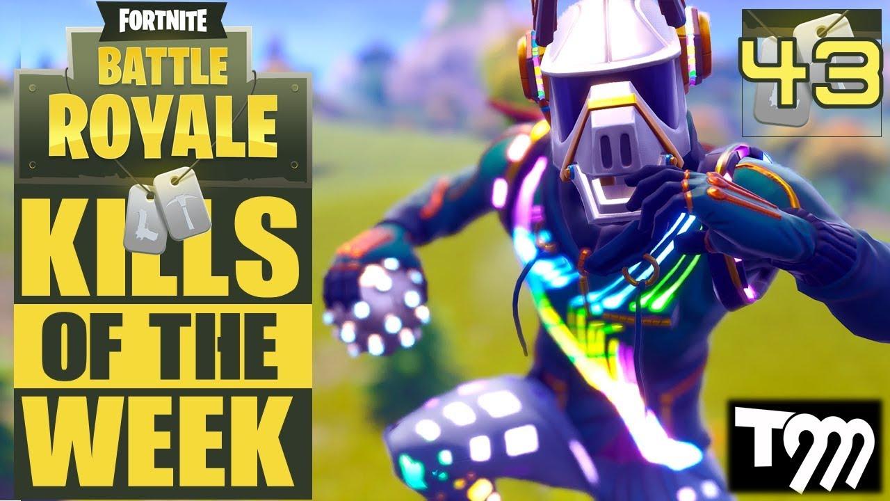 Fortnite Battle Royale Top 10 Kills Of The Week 43 Best Fortnite