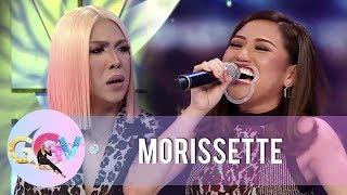 GGV: Pangarap Ko Ang Ibigin Ka challenge by Morissette