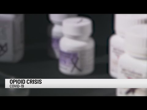State sees 50% increase in opioid overdoses; COVID-19 plays role