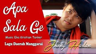 Jhony harlan - Apa Sala Ge - Lagu Manggarai ( Official Music Video )