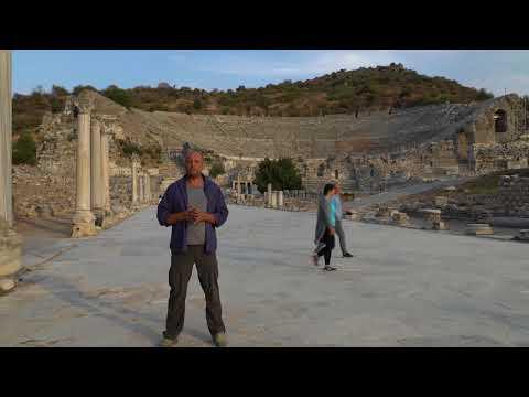 Tour Guide in Turkey- Ephesus
