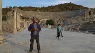 Tour Guide in Turkey- Ephesus