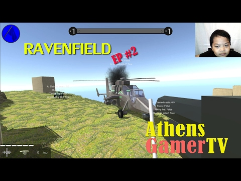 Ravenfield Ep# 2 AthensGamerTV by Athens Thanakrit