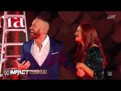 Mike & Maria Kanellis 1st WWE Theme