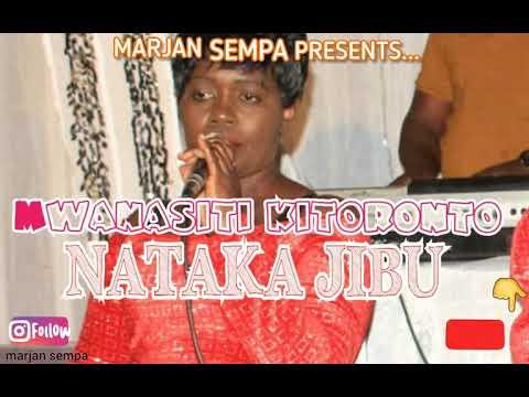 Nataka Jibu Mwanasiti Kitoronto . Audio . Marjan Sempa
