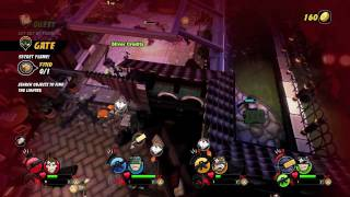 All Zombies Must Die Gameplay HD (PS3)