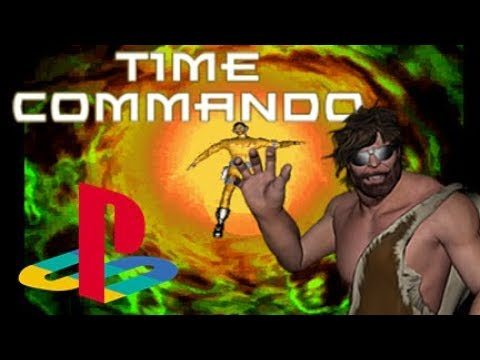 The Time Commando PSX