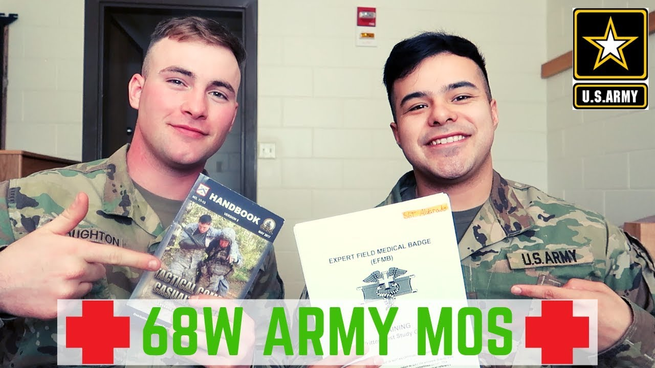68W (COMBAT MEDIC/HEALTHCARE SPECIALIST) | KNOW YOUR MOS (EP