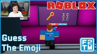 Roblox Guess The Emoji