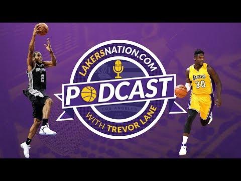 Lakers Podcast: Kawhi Leonard Trade Scenarios, Julius Randle's Free Agency & More
