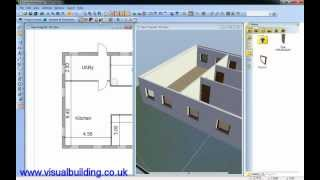 Visual Building Tutorial: Floor Plans For Estate Agents