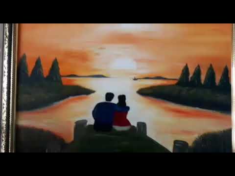 ünlü Ressam Mahişeker Kayanın Yaglı Boya Tabloları şekerkaya Youtube