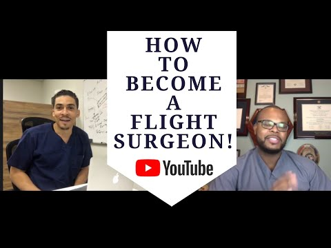 How To Become a Flight Surgeon | Persist Book Giveaway!