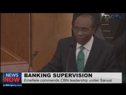 CBN Governor-Designate praises Sanusi over banking supervision