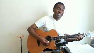 Tutoriel guitare zouk. Kolé Séré du groupe Kassav (Ré-Sol-La-Sol) (Sib-Fa-Sib-Do) Par Fojeba