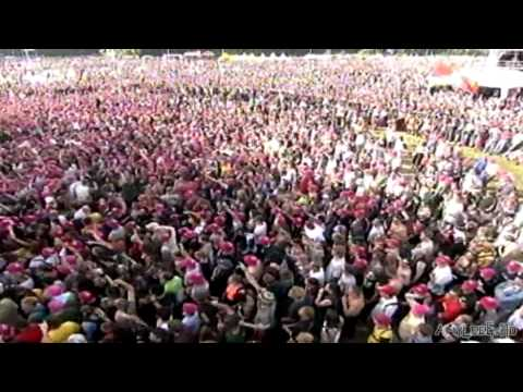 Evanescence - Whisper [Live @ PinkPop 2003] HD