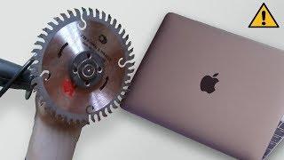 БОЛГАРКА Pro vs MacBook Pro !