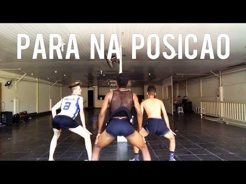 MC WM - Para na Posição ( Coreografia ) | éPROBLEMA Dance Video