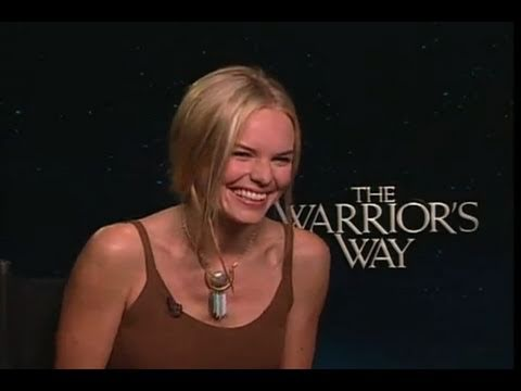 Kate Bosworth Interview for THE WARRIOR'S WAY