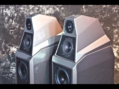 Stereo Design Wilson Audio SASHA Series 2 W/P Speakers ...