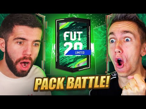 SHAPESHIFTERS PACK CHALLENGE With Josh (FIFA 20 PACK OPENING)