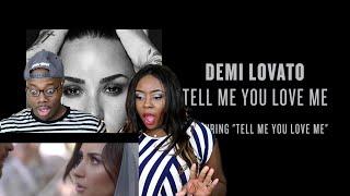 Baixar Demi Lovato - Tell Me You Love Me | Couple Reacts