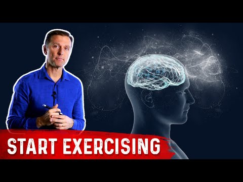 Exercise Keeps Your Brain From Shrinking as You Age