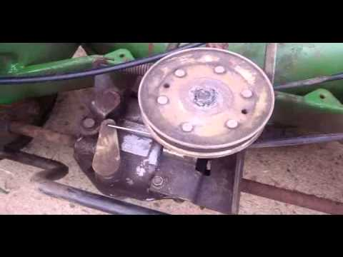 hqdefault john deere js63c js63 push mower transmission fix repair cheap and