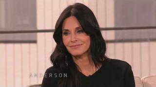 Courteney Cox on Not Dating Since David