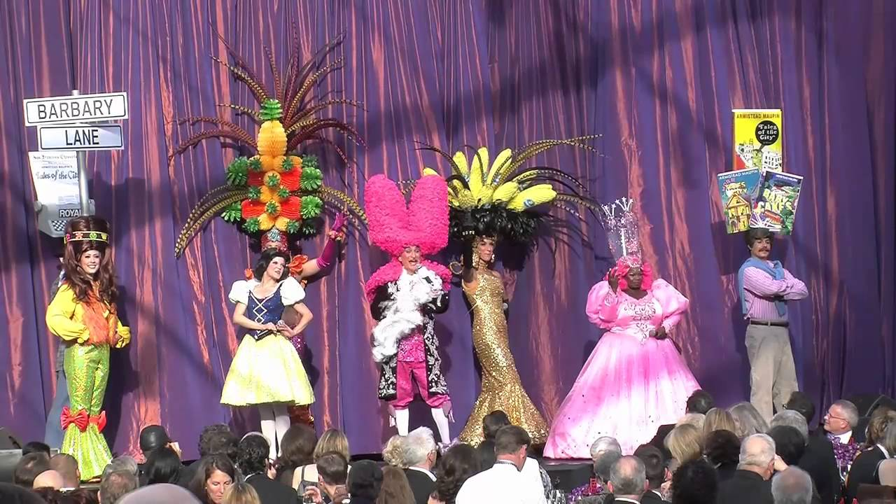 Beach Blanket Babylon Performs At The Tales Of City Opening Night Gala You
