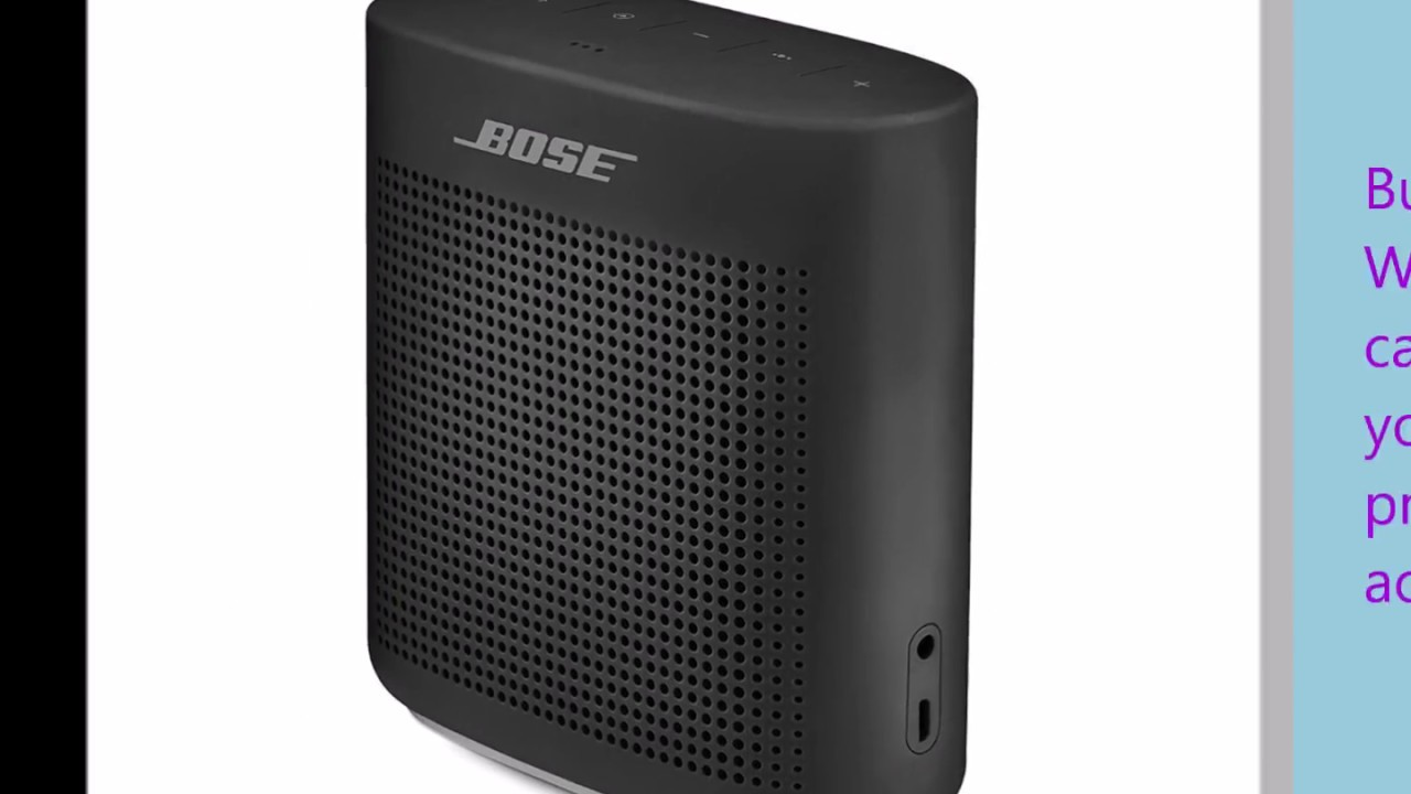 bose bluetooth speakers amazon. buy cheap bose soundlink color bluetooth speaker ii - beat amazon black friday 2016 deal speakers i