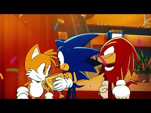 Sonic: Feel Invincible (Skillet)
