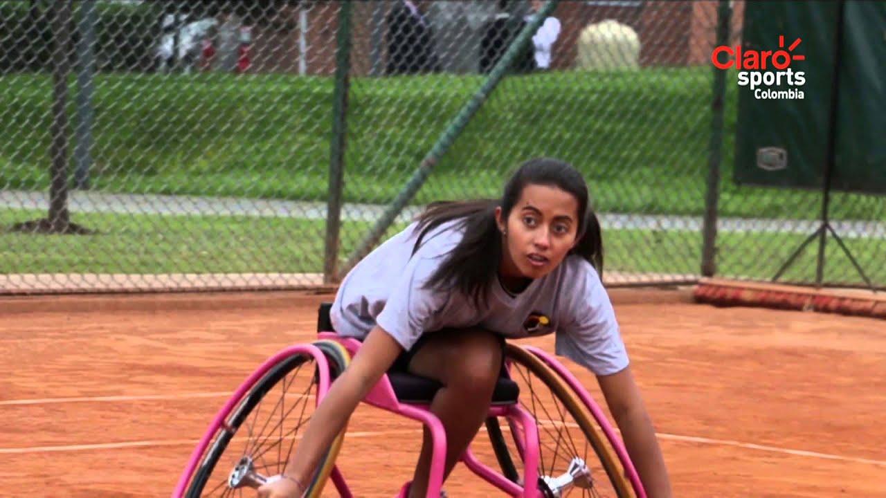 Perfil Mar a Ang lica Bernal deportista paral mpica al Mundial