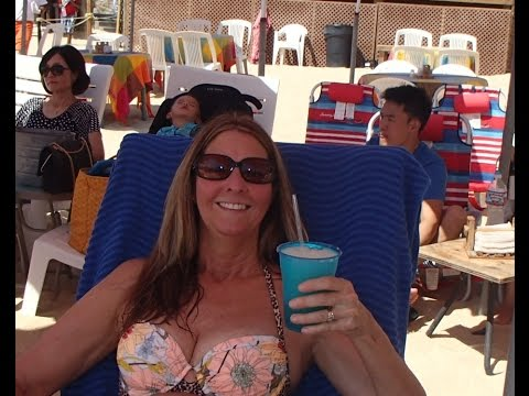 Carnival Miracle Day 3 & 4 VLOG...Cabo & Lazy port day upper deck tour