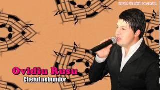 OVIDIU RUSU - CHEFUL NEBUNILOR, ZOOM STUDIO