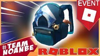 comment obtenir le Pack (sac à dos) | Aquaman Roblox 2018 événement | Rolantis