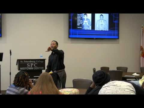 SPC African American Lecture Series  w/Marques Clark