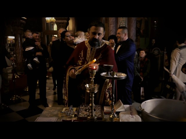Krst pravoslavni - Trailer